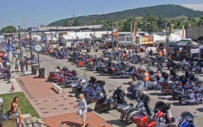 Junction Ave & Main St – Sturgis Motorcycle Museum