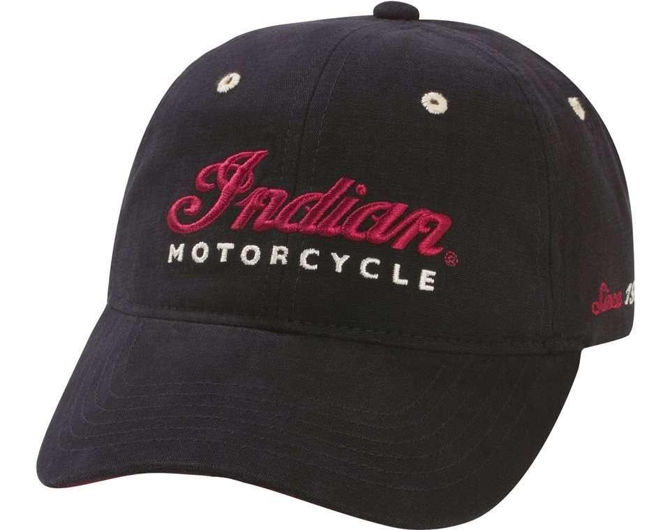 Embroidered Hat, Black