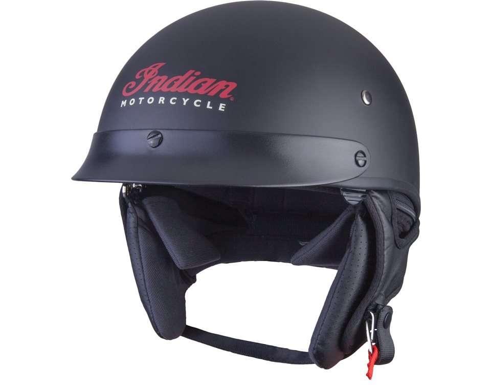 Classic Half Helmet, Black