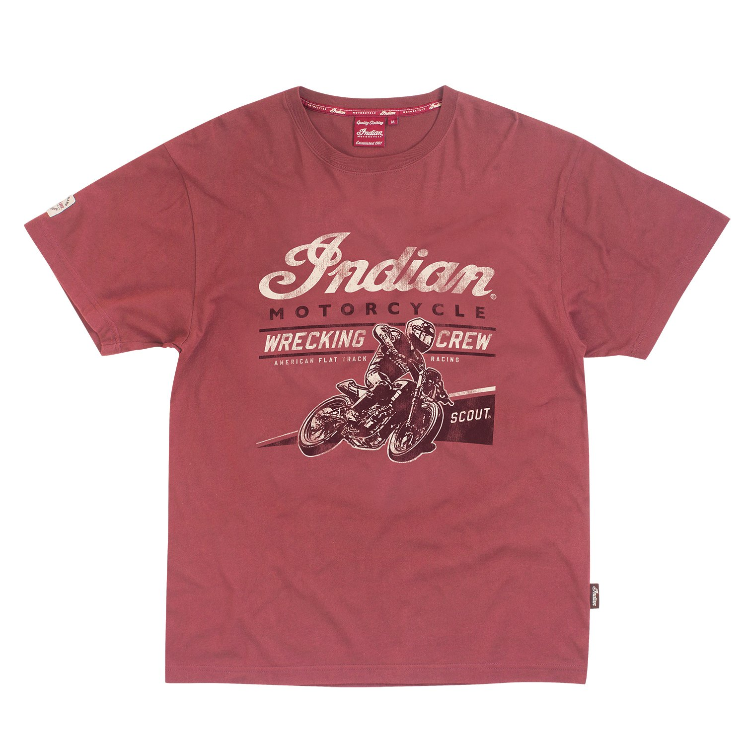 Men's Wrecking Crew Graphic T-Shirt , Port