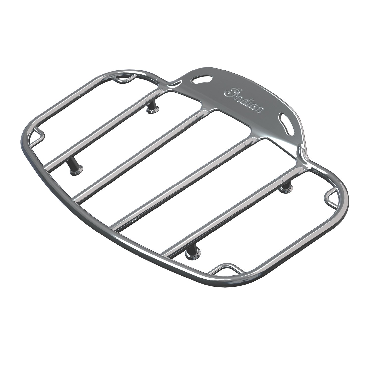 Pinnacle Trunk Rack – Chrome