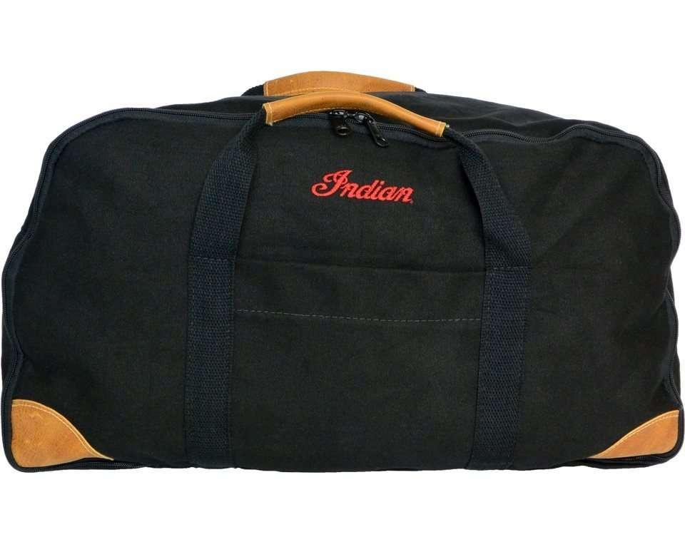 Deluxe Trunk Travel Bag – Black