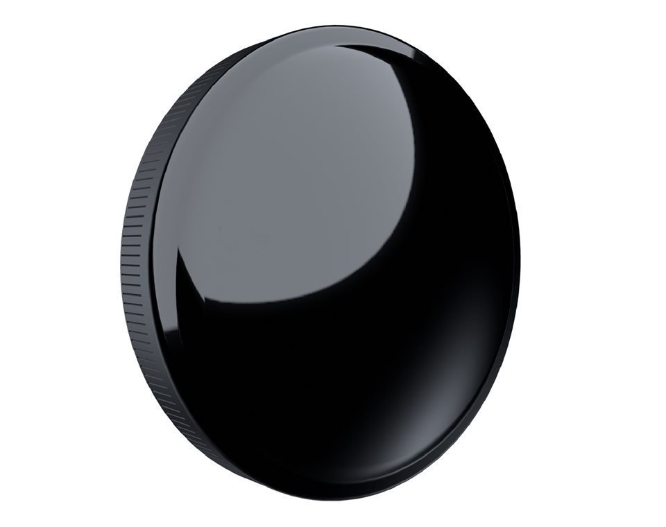 Fuel Cap Set – Gloss Black