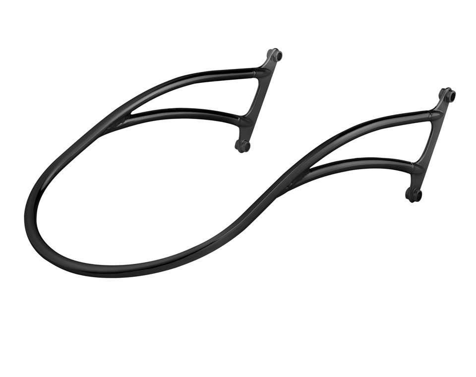 Front Fender Bumper – Gloss Black