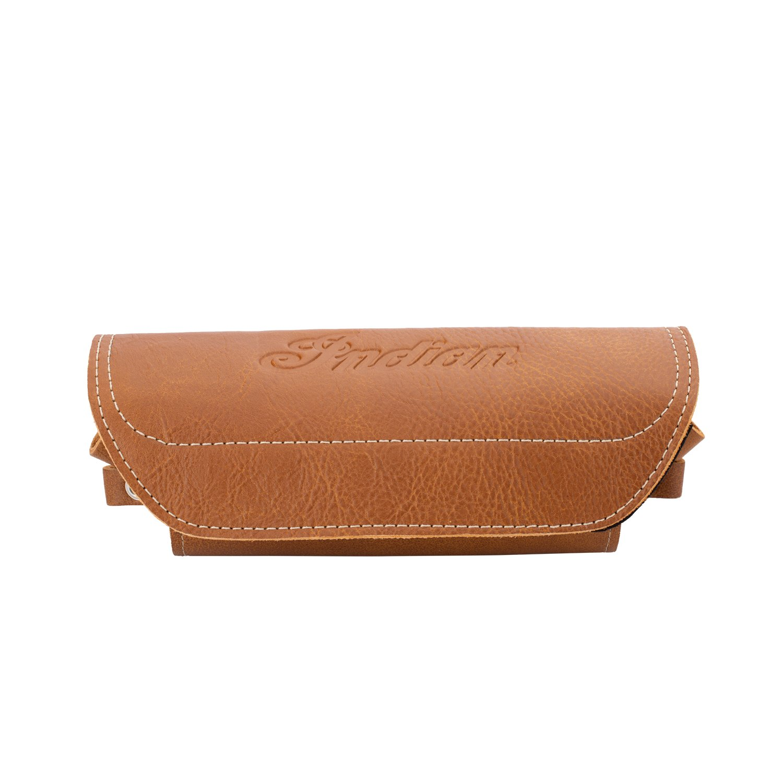 Genuine Leather Windshield Bag – Desert Tan