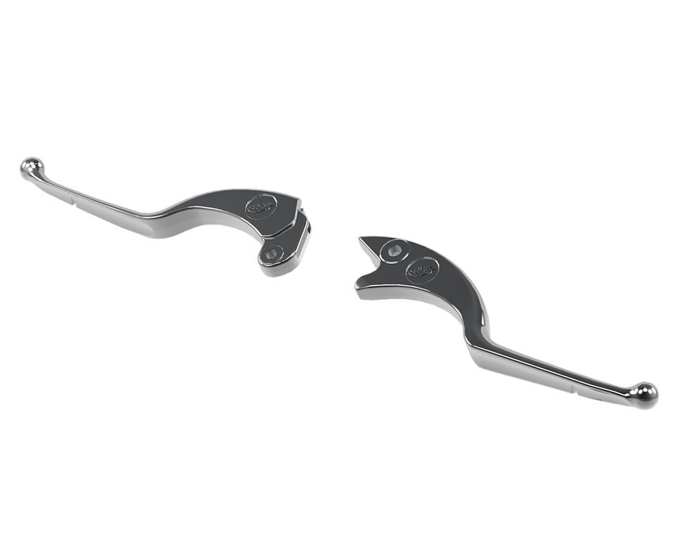 Clutch and Brake Lever Kit – Chrome