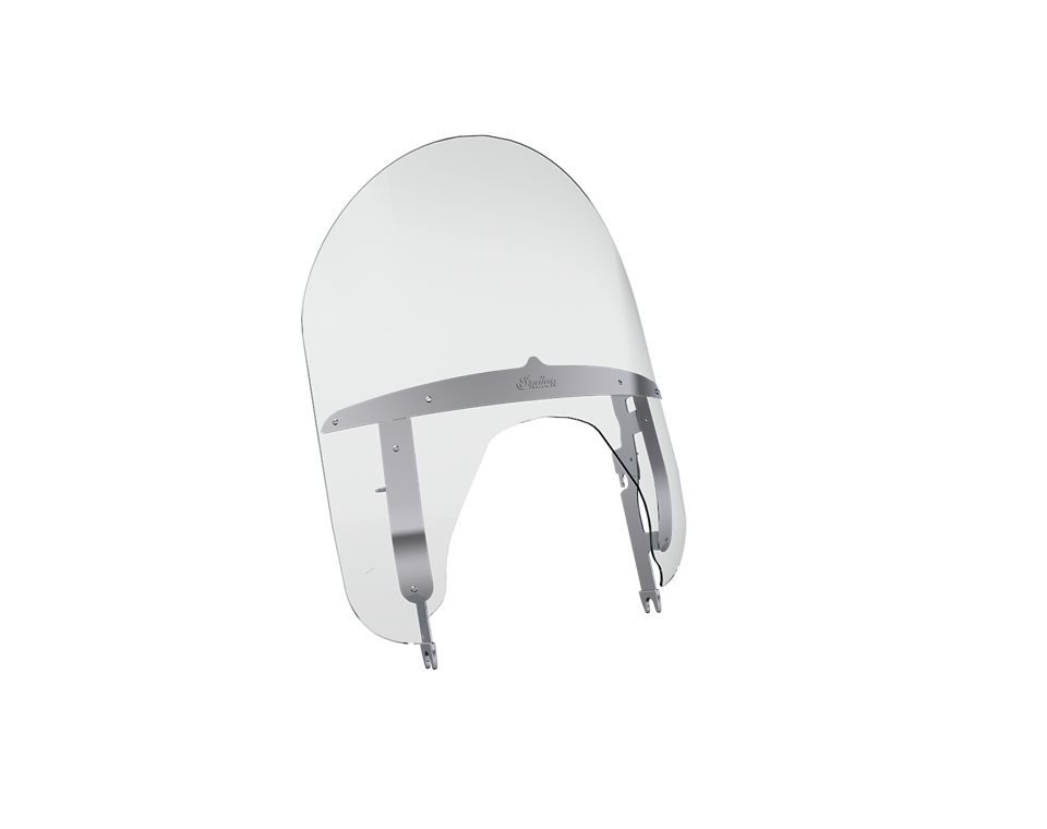21″ Quick Release Windshield – Clear