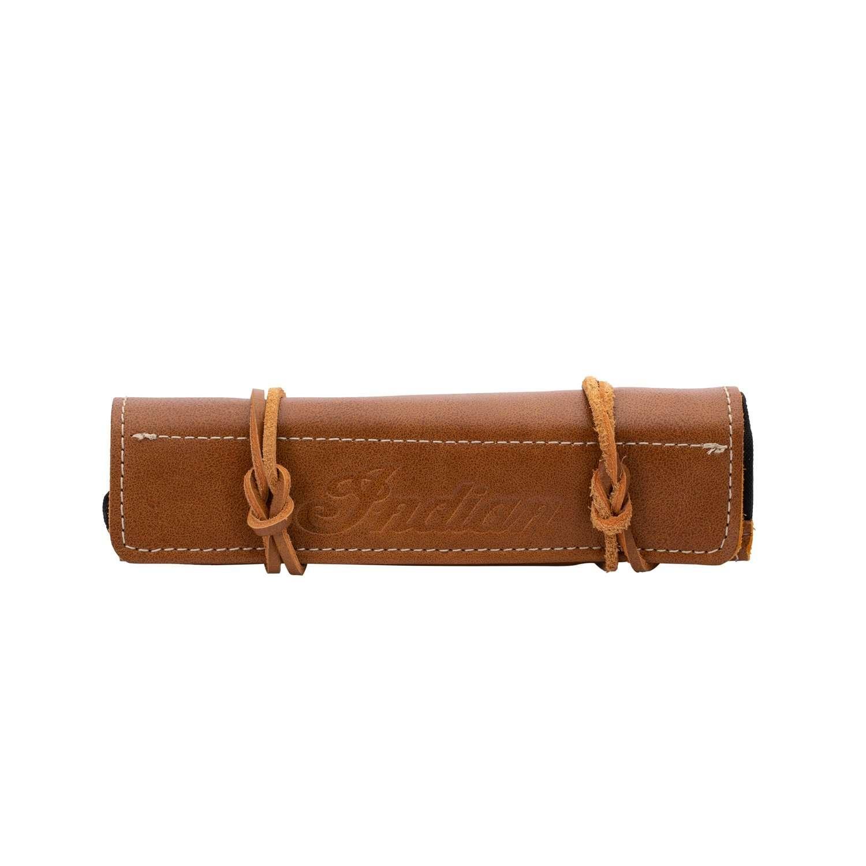 Genuine Leather Tool Roll Insert – Desert Tan