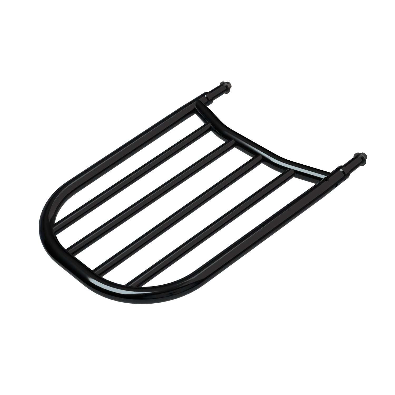 Sissy Bar Luggage Rack – Gloss Black