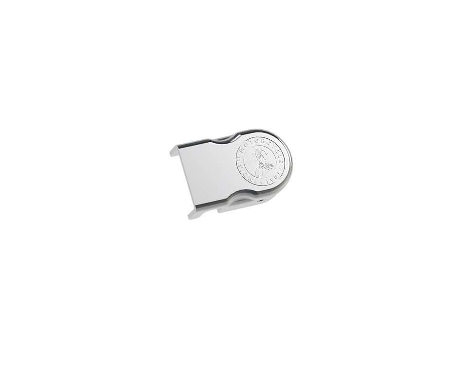 Clutch Arm Cover – Chrome