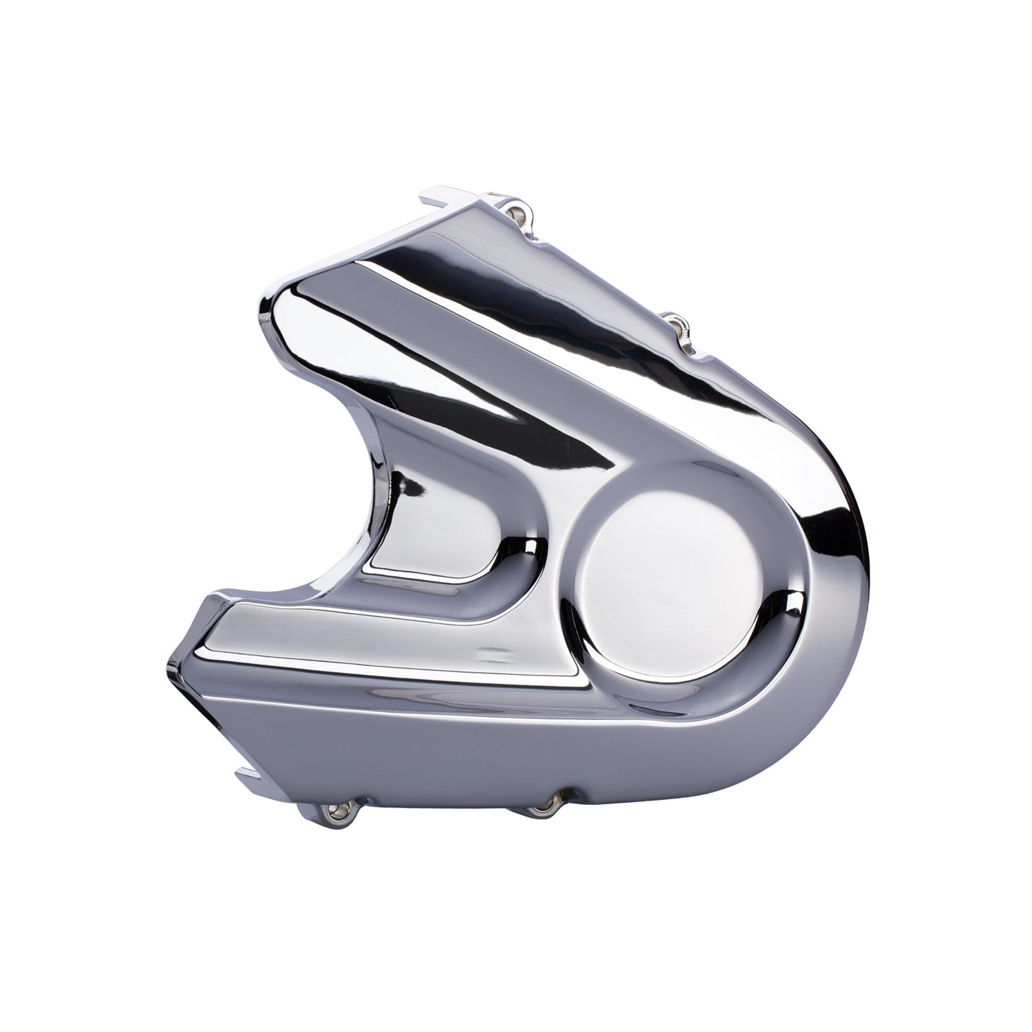 Belt Pulley Cover – Chrome