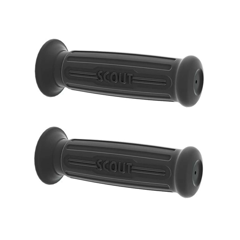Oversized Handlebar Grips – Black