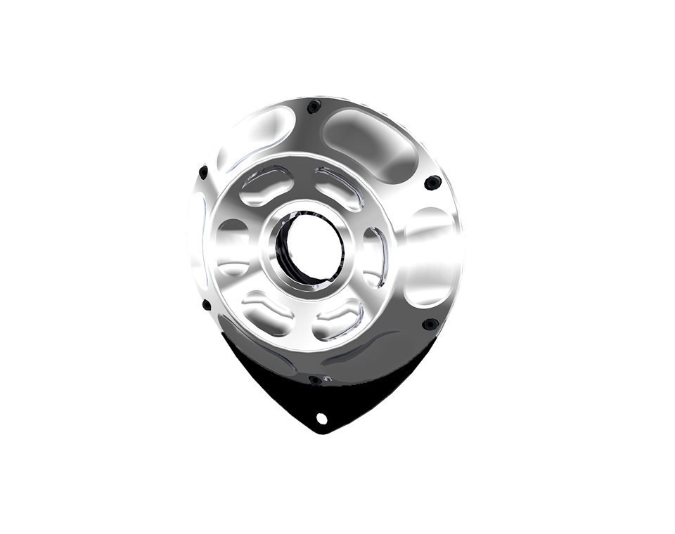 Billet Ignition Cover – Chrome