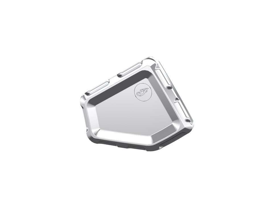 Billet Midframe Cover – Chrome