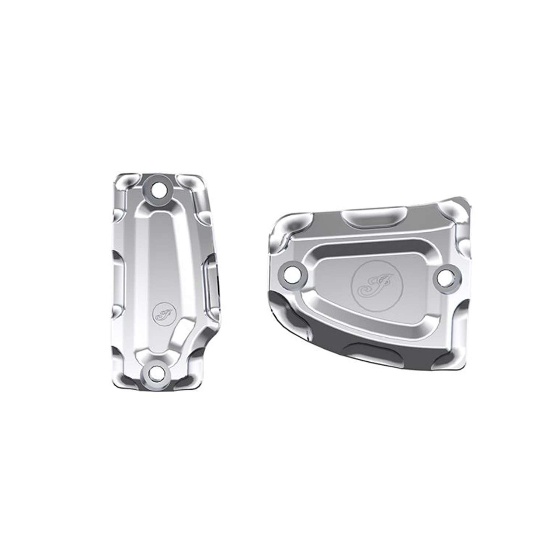 Billet Master Cylinder Covers – Chrome
