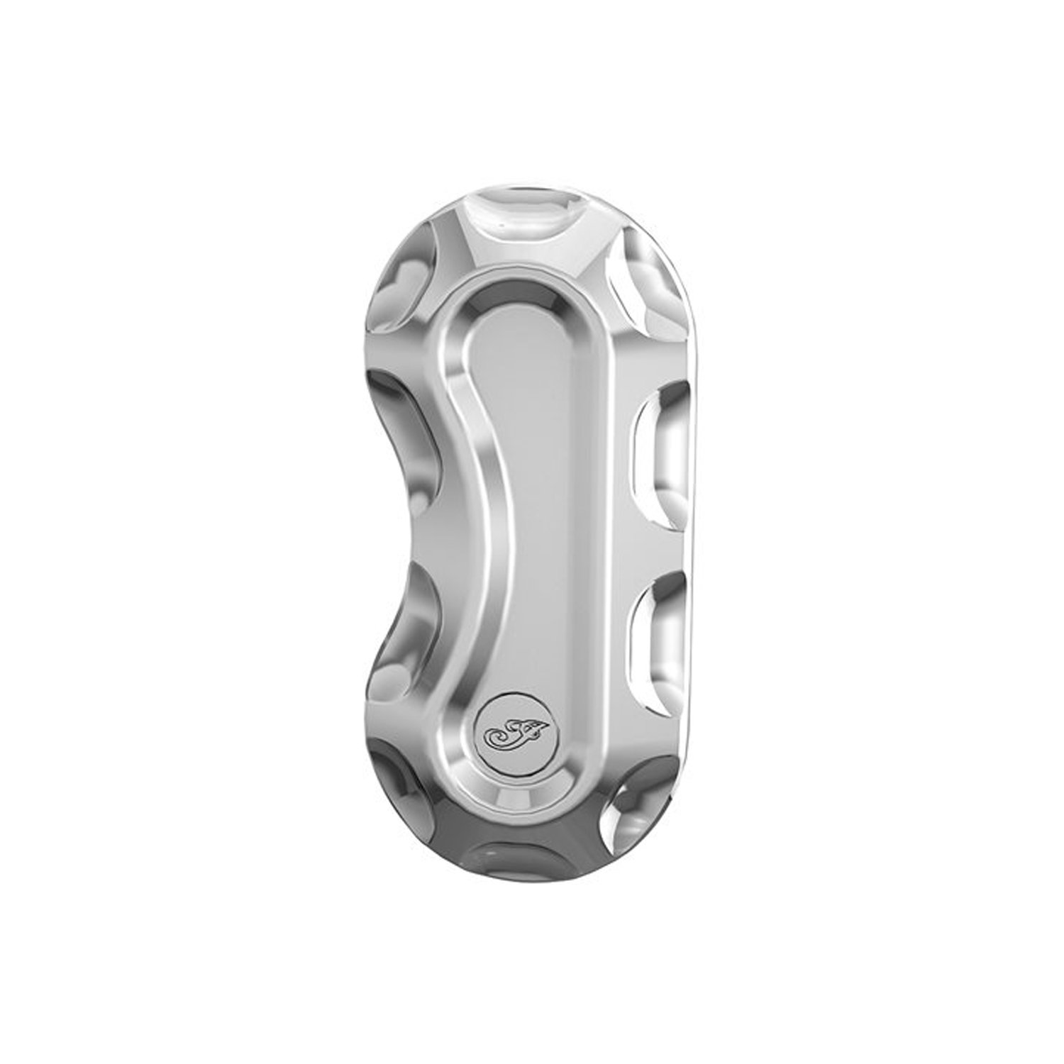 Billet Front Caliper Cover – Chrome