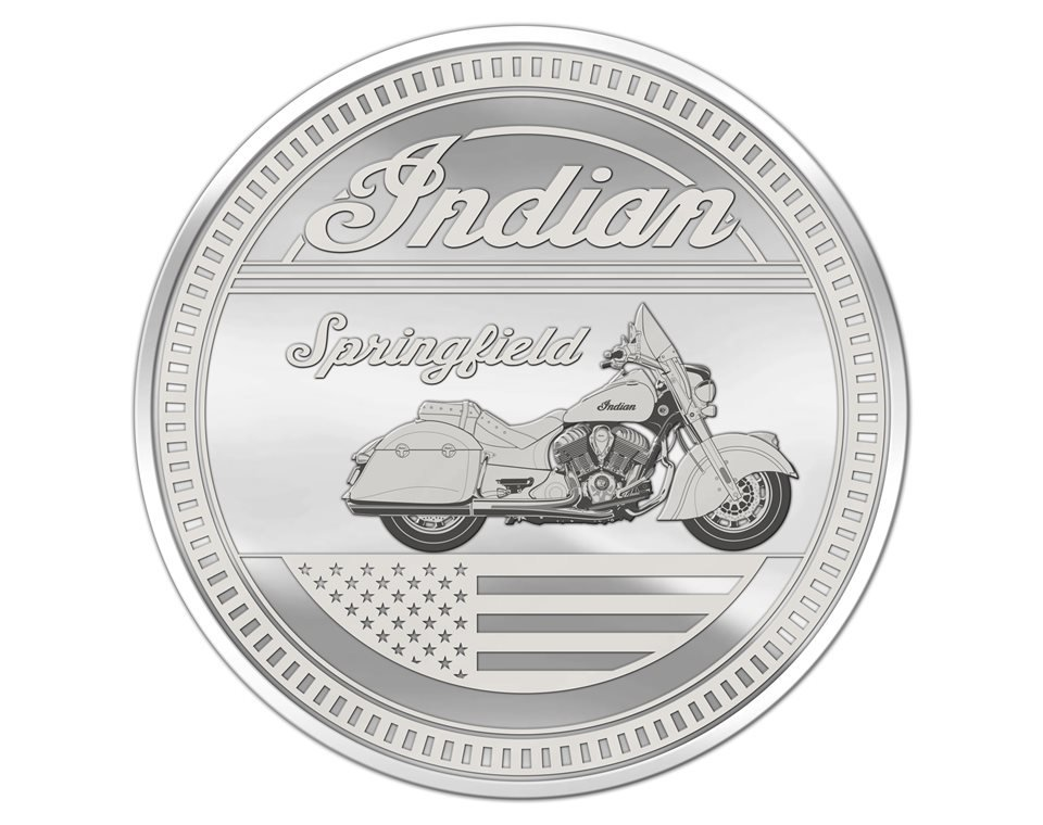 Commemorative Coin – Springfield