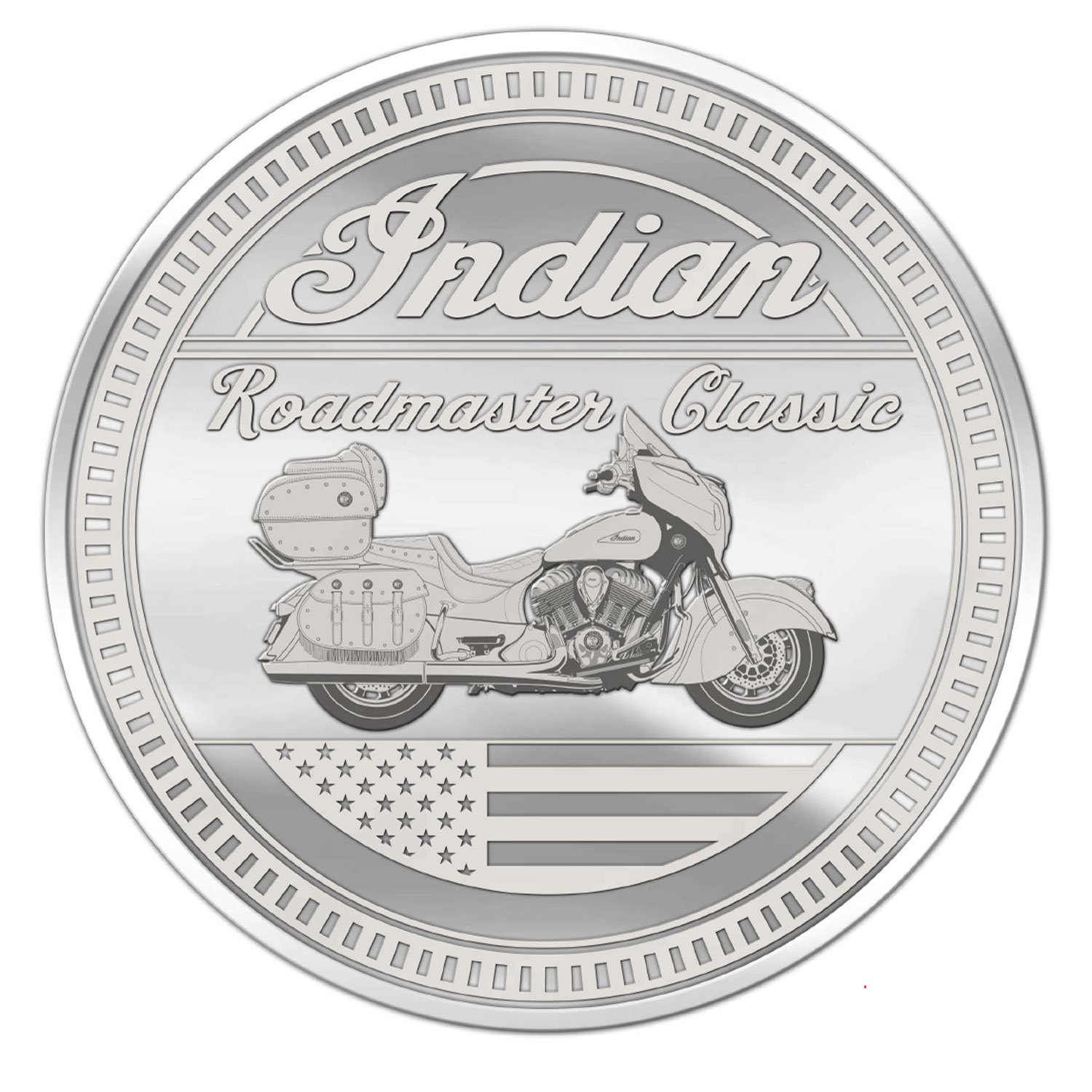 Commemorative Coin – Roadmaster® Classic