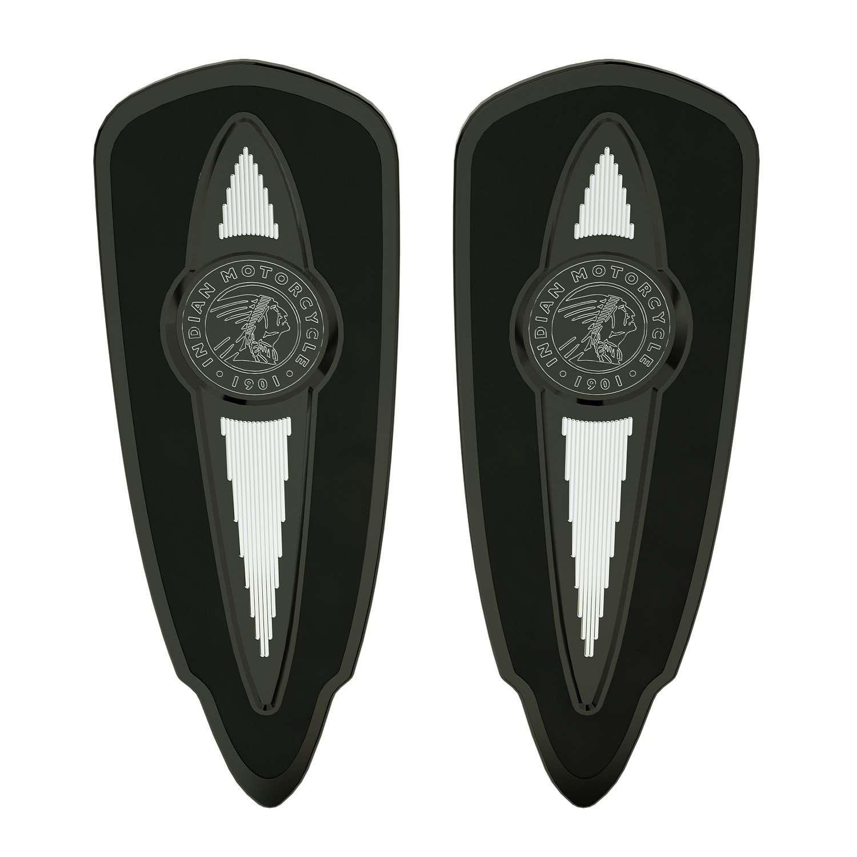 Select Rider Floorboards – Black