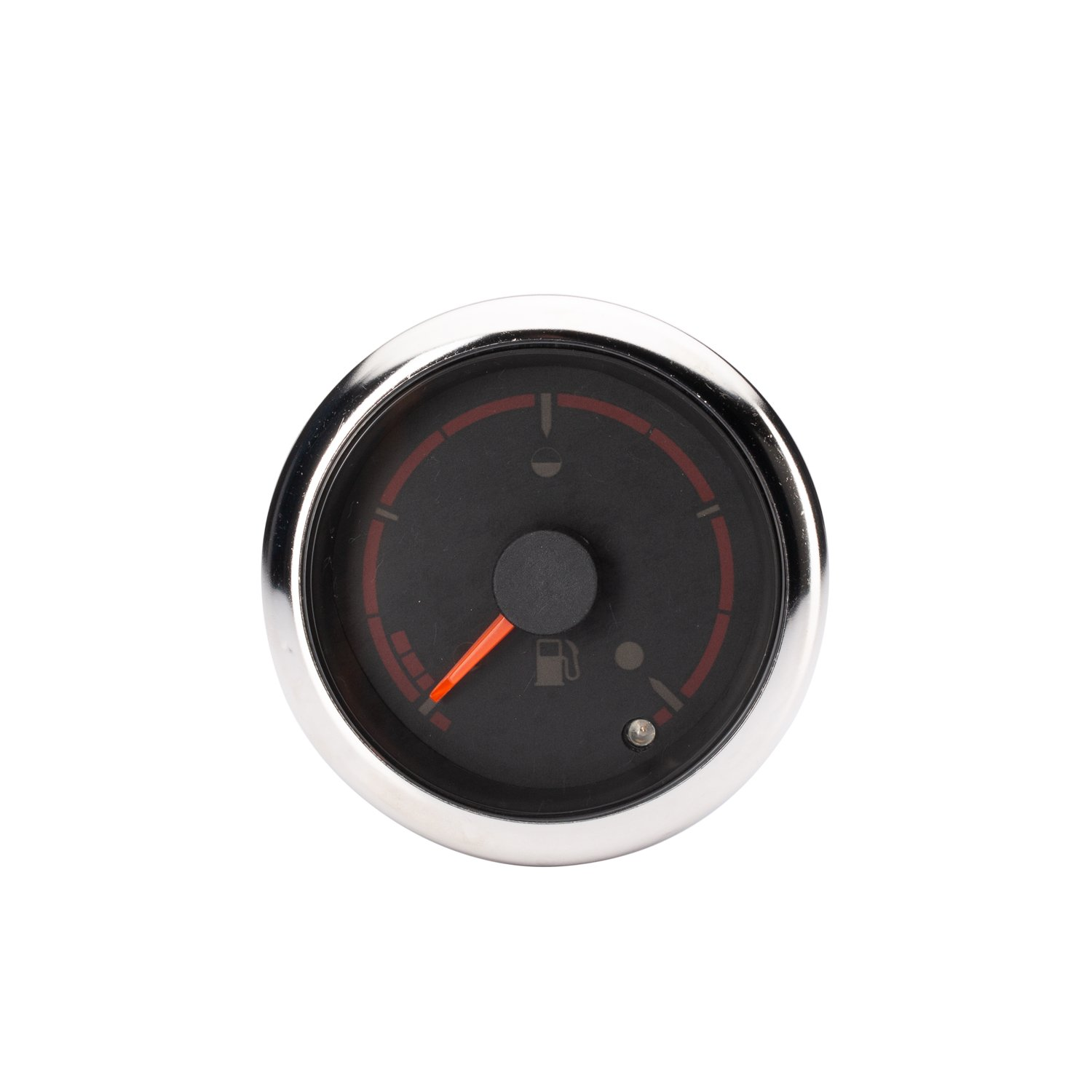 Black Dial Face Fuel Gauge