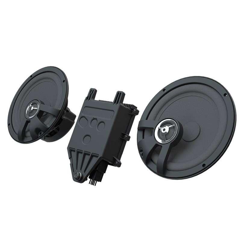 PowerBand™ Audio Plus 6 1/2″ Amplified Speaker Kit