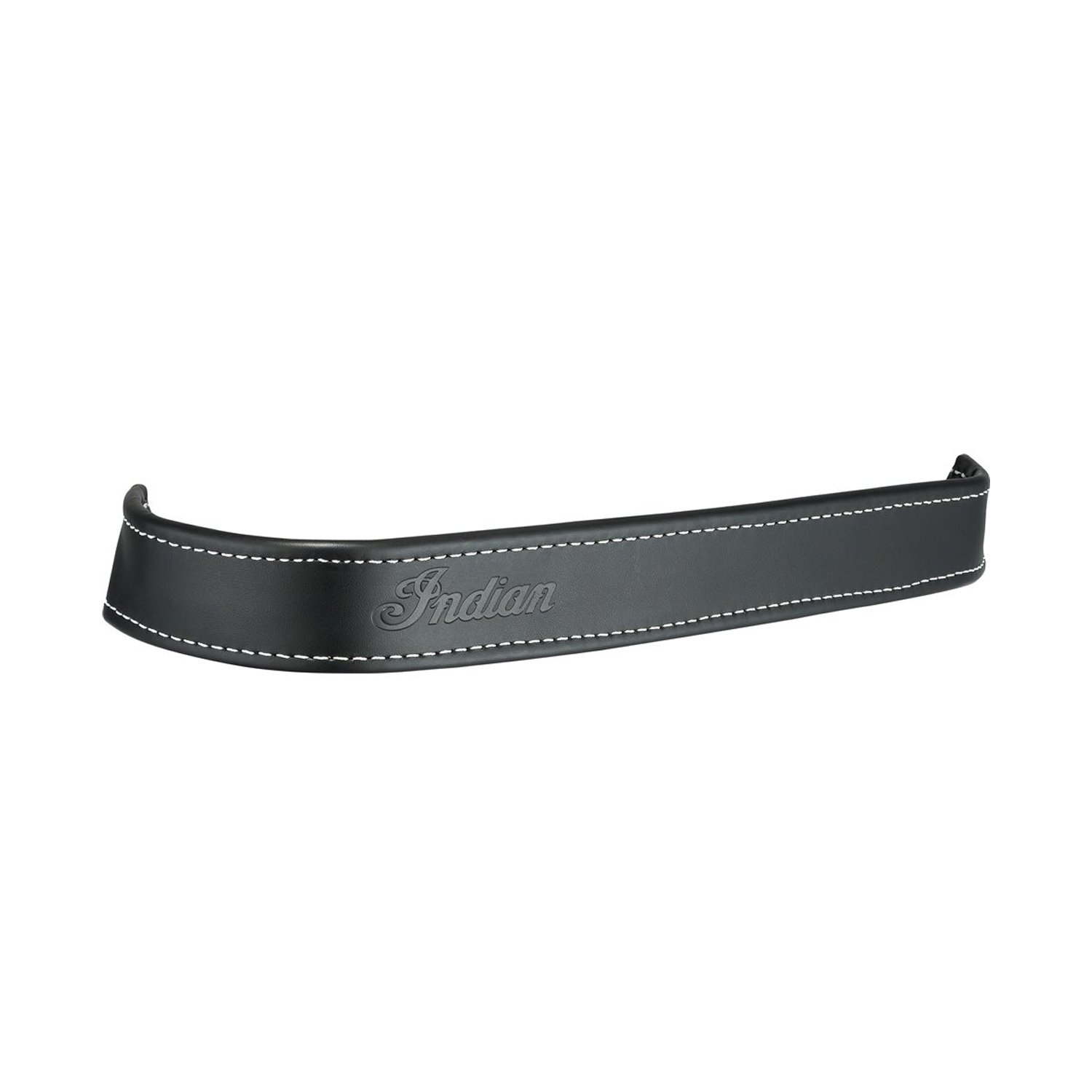 Genuine Leather Floorboard Trim – Black