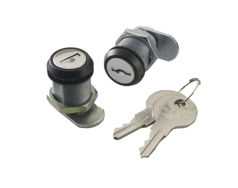 Hard Lower Fairings Lock Kit