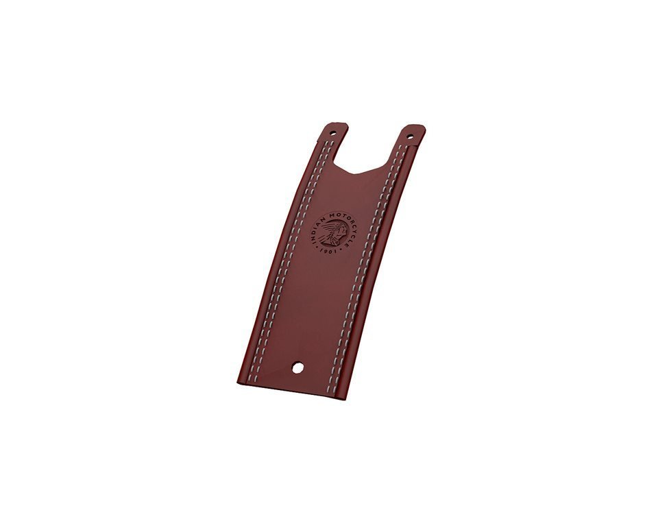 Genuine Leather Tank Strap – Red