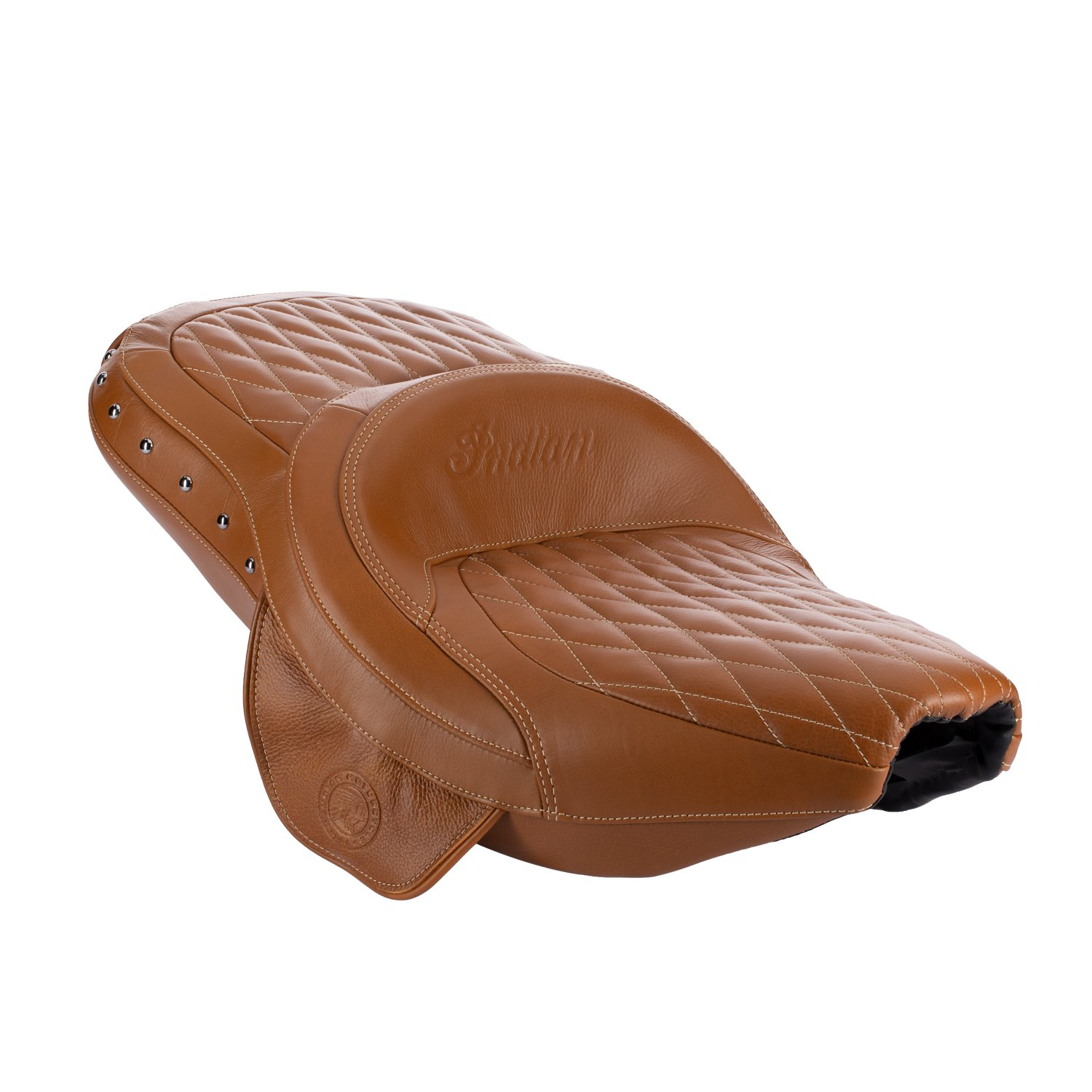 Genuine Leather Extended Reach Heated Seat – Desert Tan