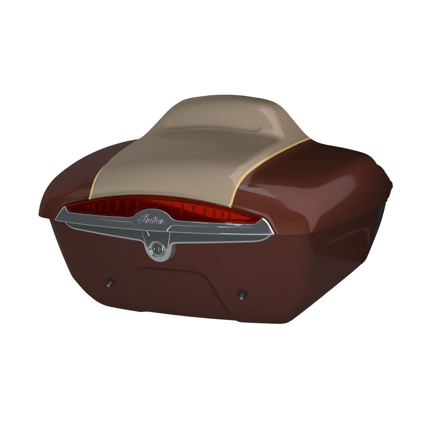 Quick Release Trunk – Burnished Metallic over Sandstone Metallic