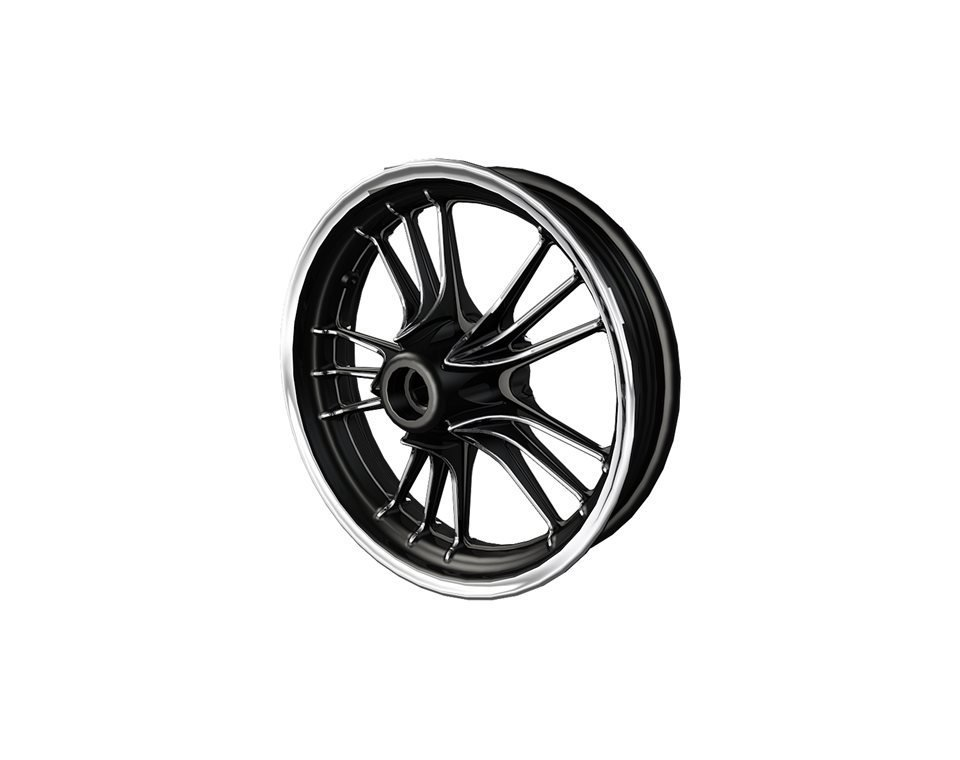Machined Front Wheel – Scout