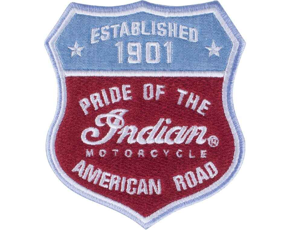 Embroidered Pride Patch