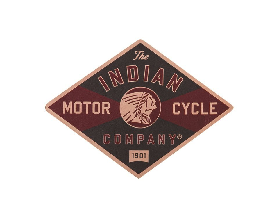 Logo Leather Patch