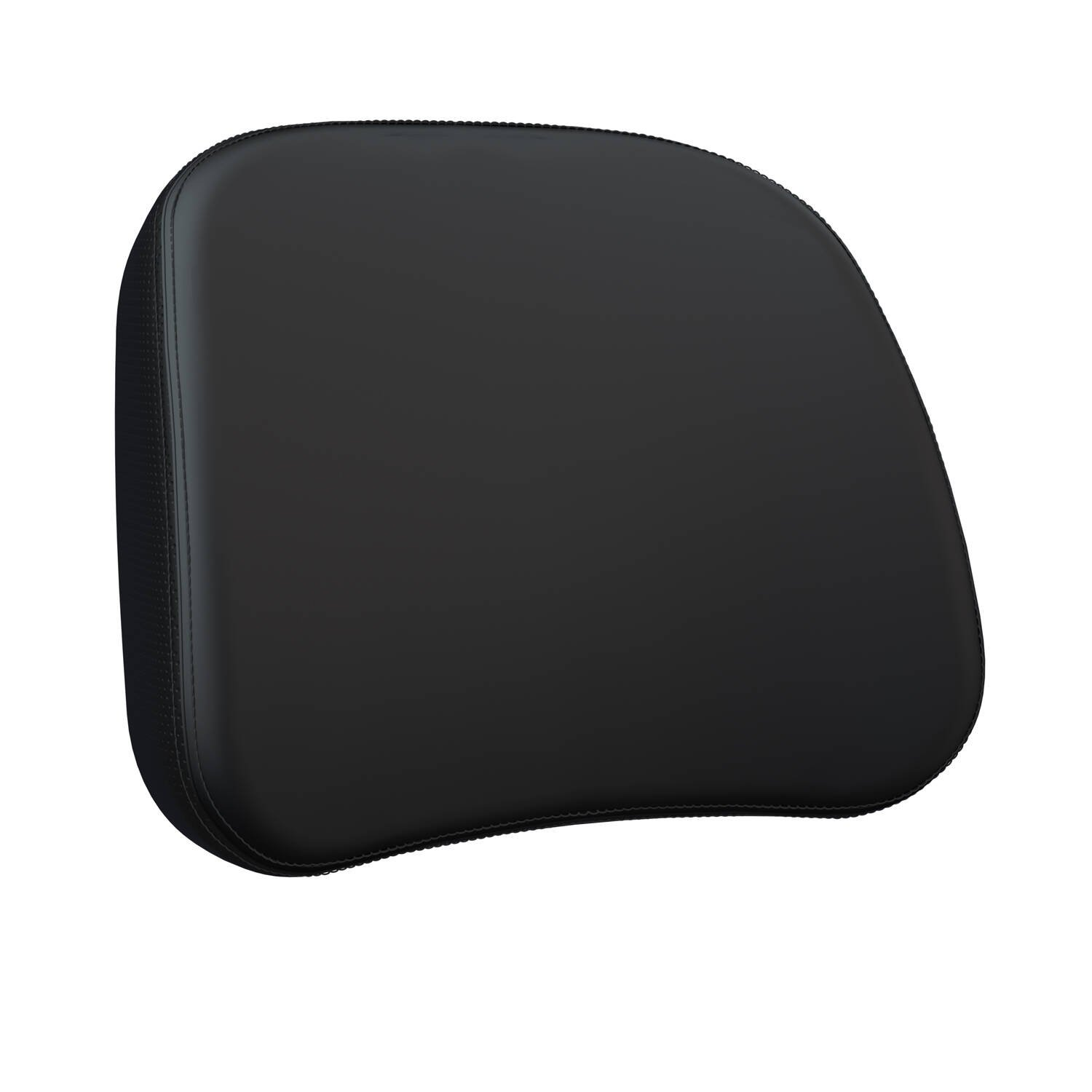 Passenger Backrest Pad – Black