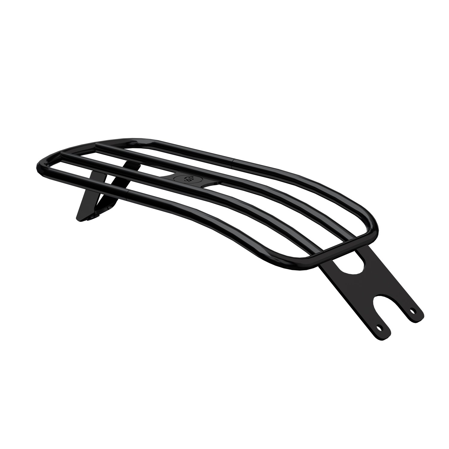 Solo Luggage Rack – Thunder Black