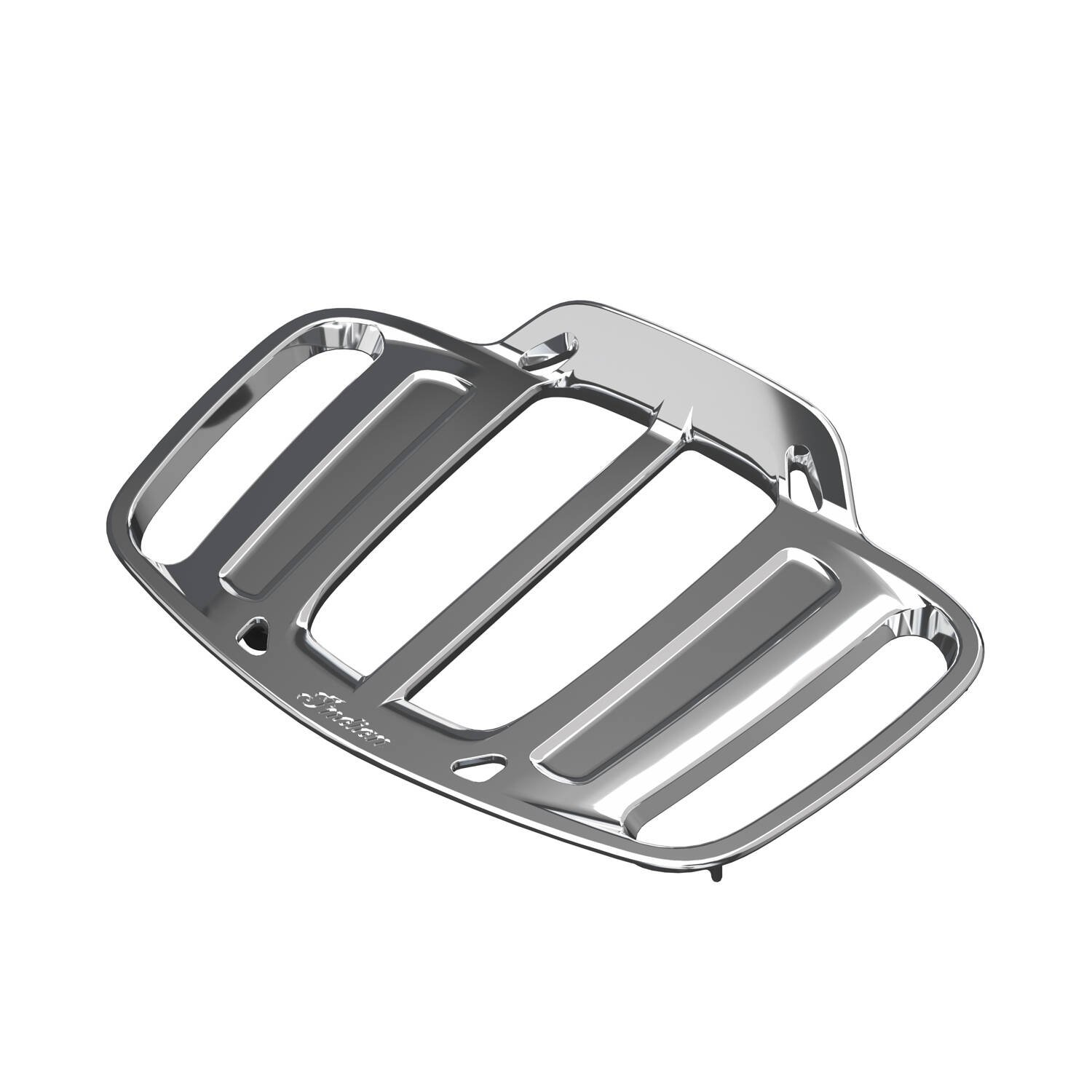 Trunk Rack – Chrome