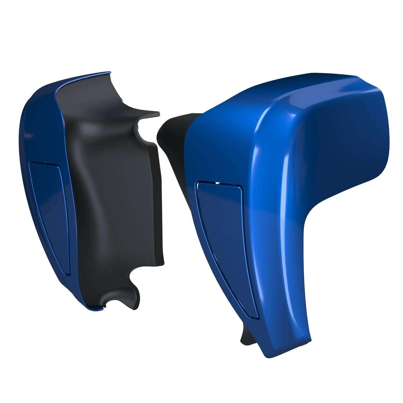 Hard Lower Fairings – Radar Blue