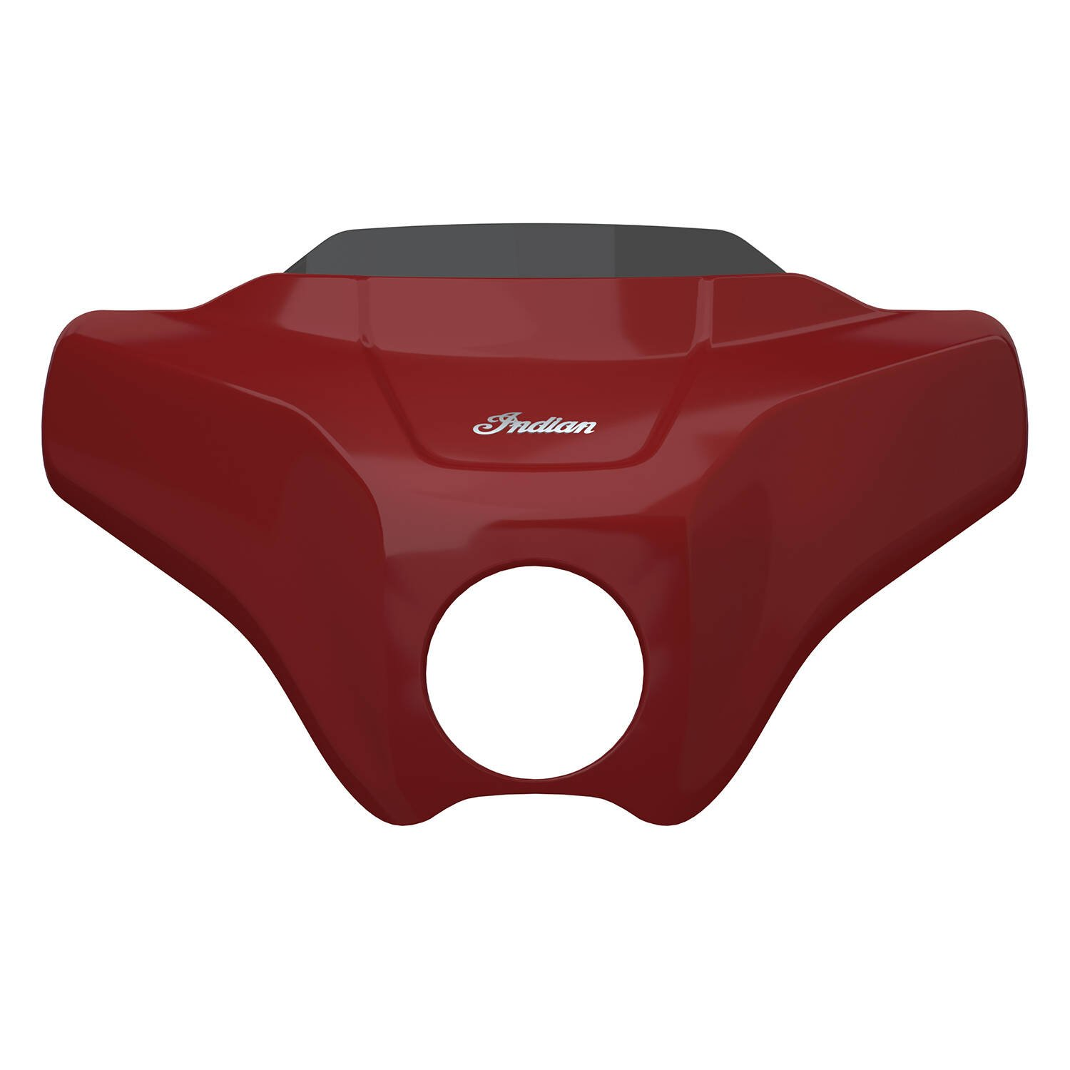 Quick Release Fairing – Indian Motorcycle® Red  Item # 2884116-639