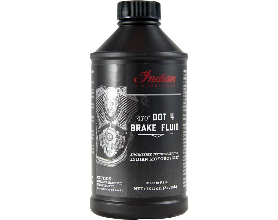 Dot 4 Brake Fluid – 12 Oz