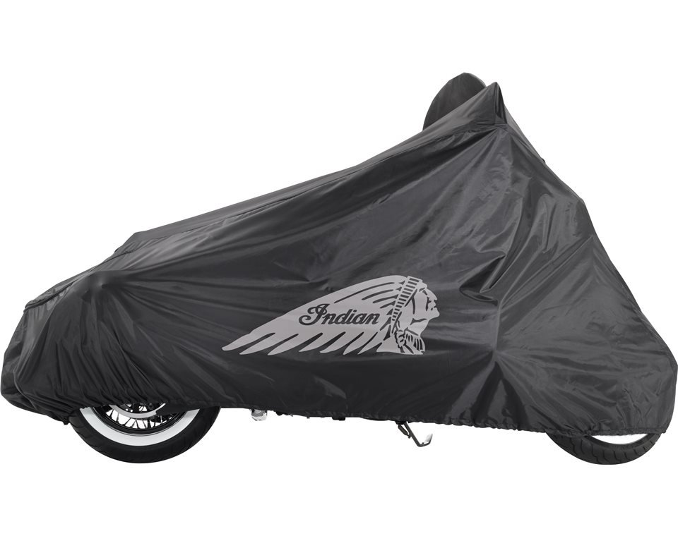 Indian Chief Full All-Weather Cover, Black