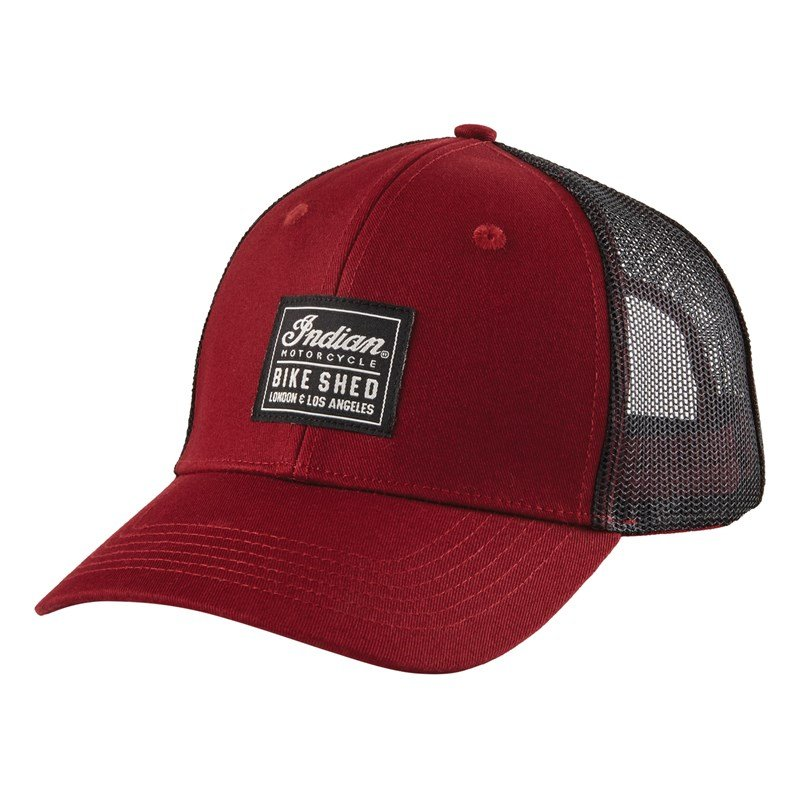 BSMC x Indian Motorcycle Patch Hat, Port