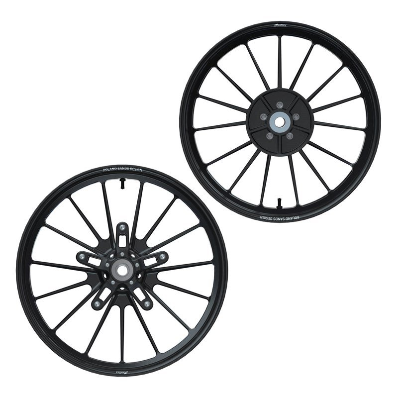 Tracker Wheels by Roland Sands Design®