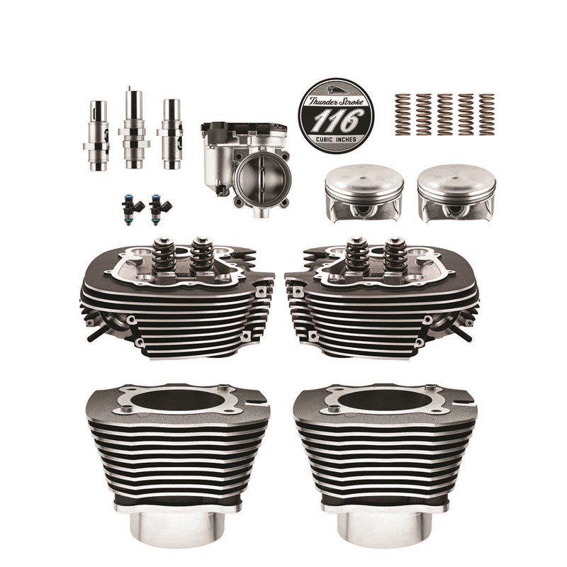 Thunder Stroke 116 ci Stage 3 Big Bore Kit