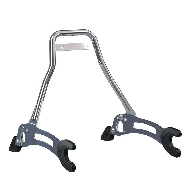 Low Profile Quick Release Passenger Sissy Bar