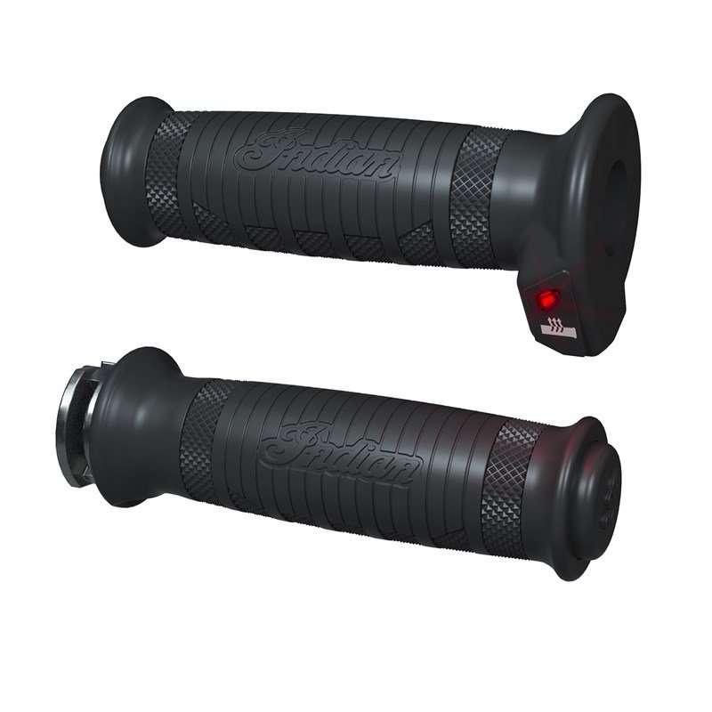 3-Setting Heated Grips