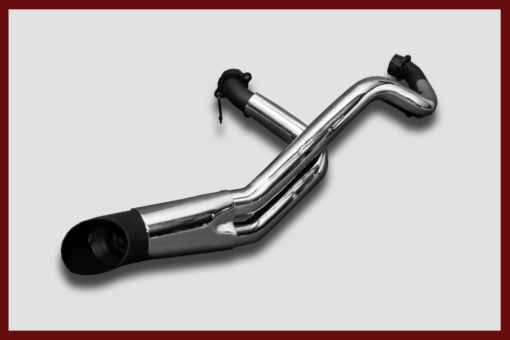 Indian Stampede Series Peace Pipe Performance Exhaust 2014 To 2020