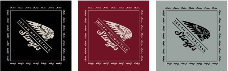 Indian Motorcycle Sturgis Bandana