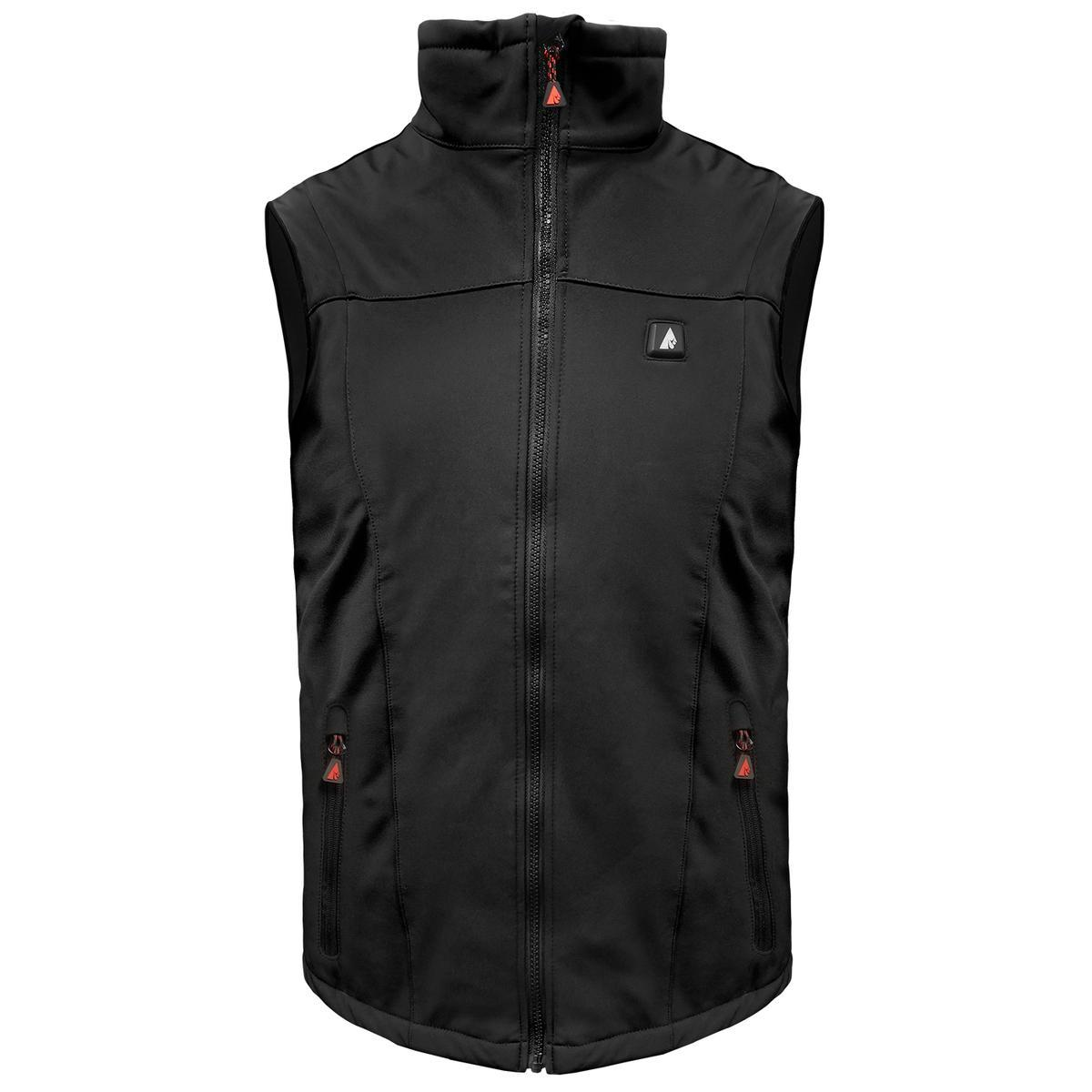 ActionHeat 5V Battery Heated Softshell Vest – Men's