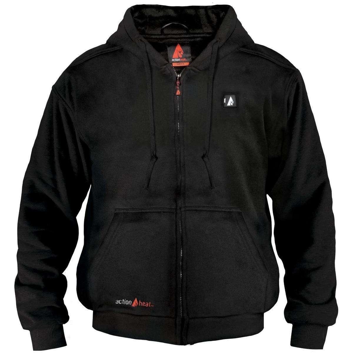ActionHeat 5V Battery Heated Hoodie Sweatshirt