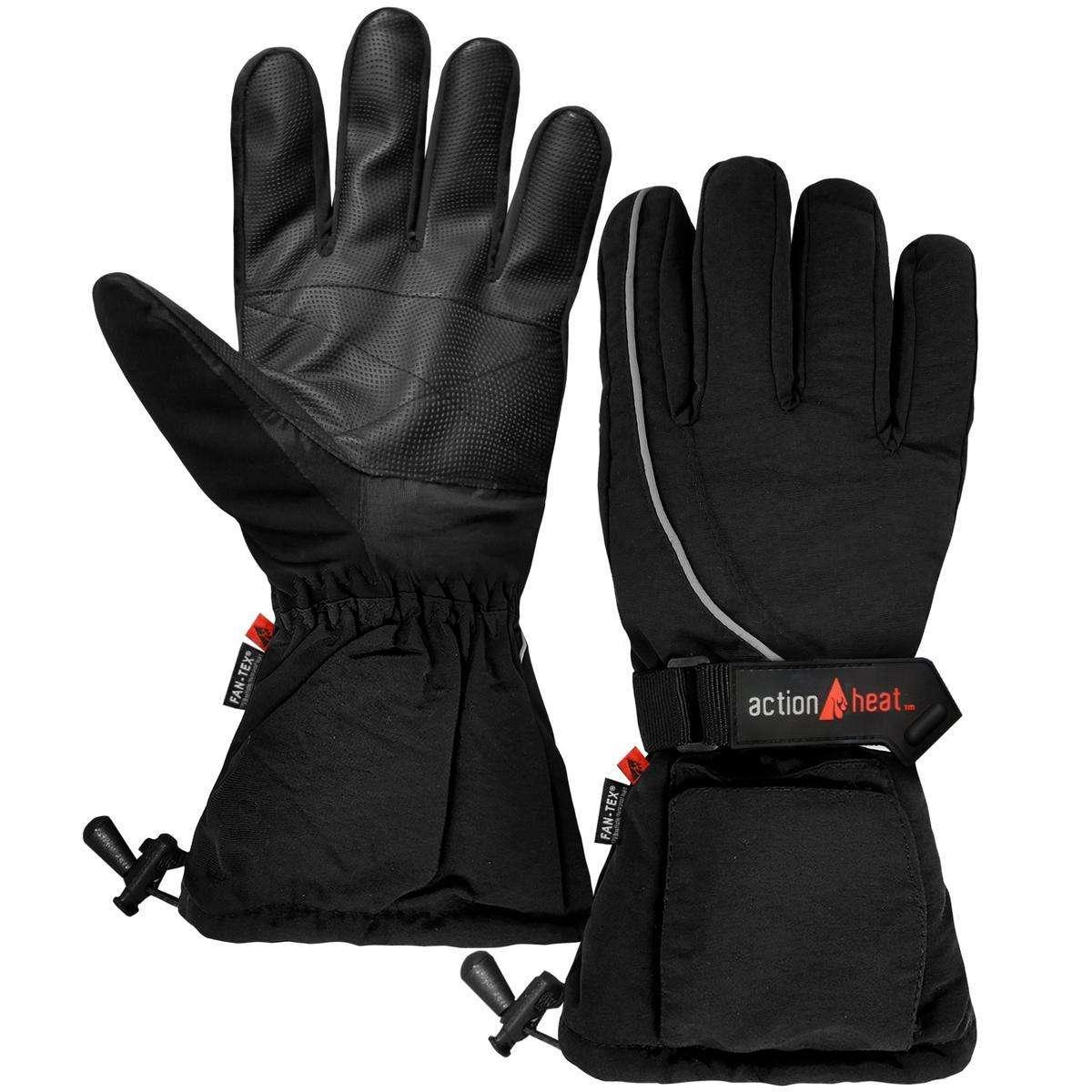 ActionHeat AA Battery Heated Gloves – Men's